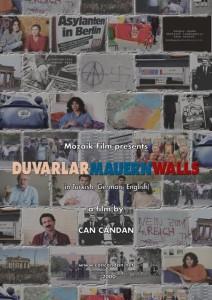 Duvalar Mauern Walls Poster