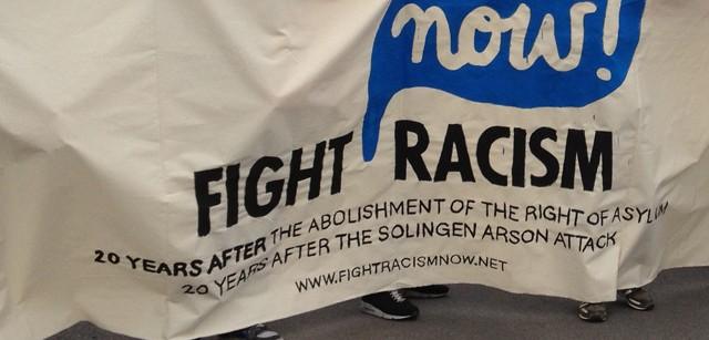 fight racism now transpi