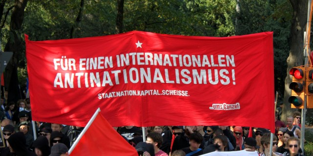 Internationaler Antinationalismus Bonn 2011