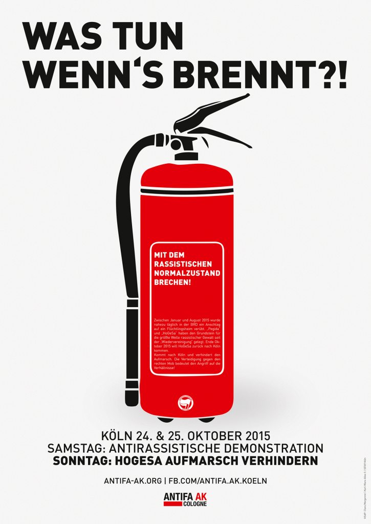 Plakat Was tun wenns brennt Web final