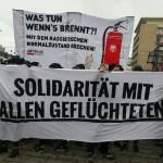 Demo nach Brandanschlag Jan 2015 01