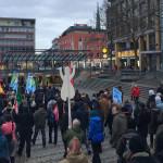 Demo nach Brandanschlag Jan 2015 07