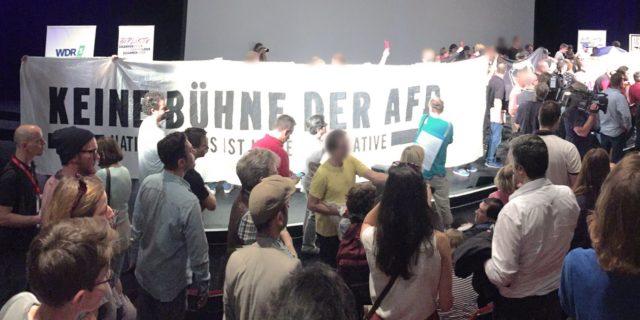 Birlikte AfD Birlike Antifa Aktion